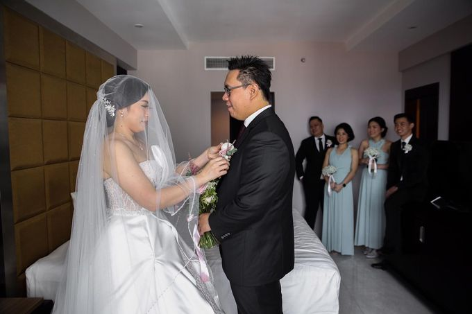 THE WEDDING OF YUDI & SHERLY by The Wedding Boutique - 008
