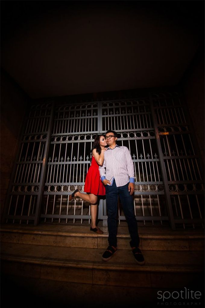 Martin + Maria - Engagement Photos by Spotlite Photography - 011