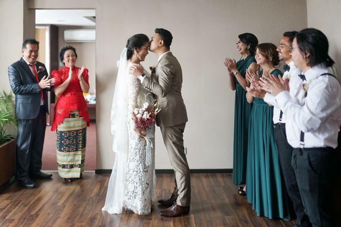 Wedding Of Adi & Pricilia by Ohana Enterprise - 019