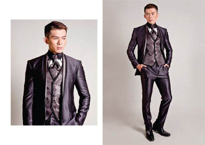 Silver Point by Philip Formalwear - 017