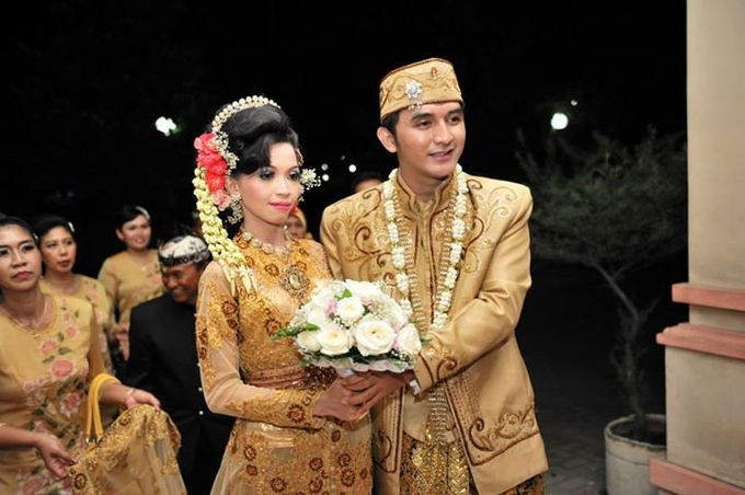 Wedding Andris & Vivi by Charis Production - 046