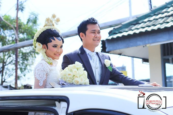 Monic + Dicky Wedding (Holy Matrimony) by Orion Art Production - 001