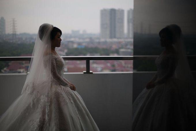 Wedding Oki & Elvi by Fenny Yang Wedding Planner - 011