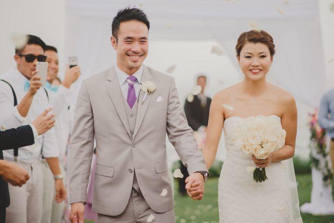 Wedding in Villa Latitude by Bali Tie d' Knot - 011