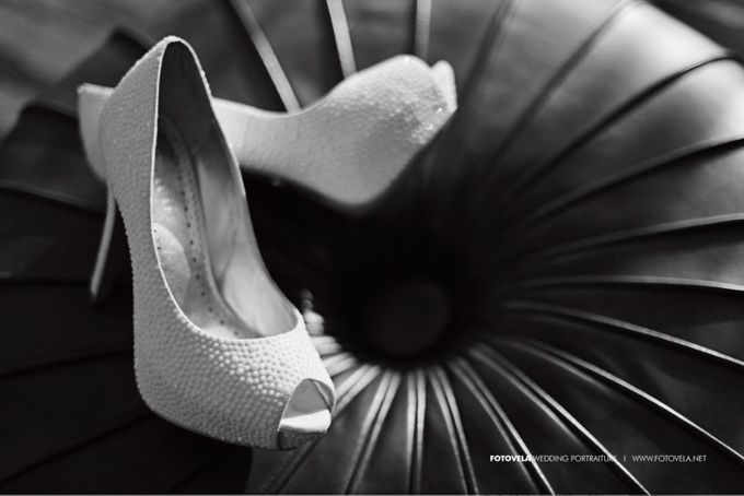 Fendy & Jeany Wedding by fotovela wedding portraiture - 021