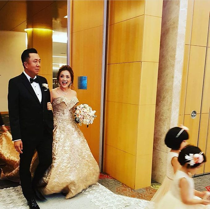 MC Wedding Holiday Inn Kemayoran Jakarta - Anthony Stevven by Holiday Inn Jakarta Kemayoran - 002
