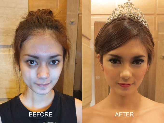 Make Over by Portia MakeUp Artist - 001