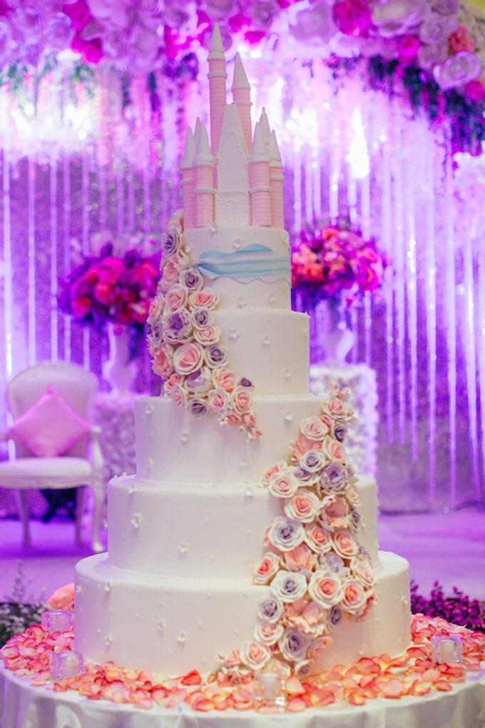 The Wedding Cake by Pullman Jakarta Indonesia - 004