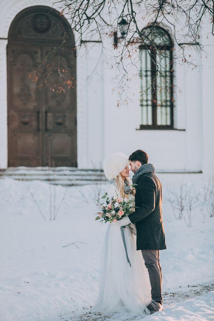 Wedding In Gzhel Style by Marina Nazarova Photographer - 039
