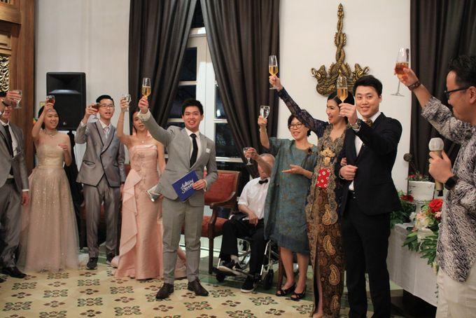 MC Wedding Intimate Plataran Menteng Jakarta - Anthony Stevven by Rove Gift - 017