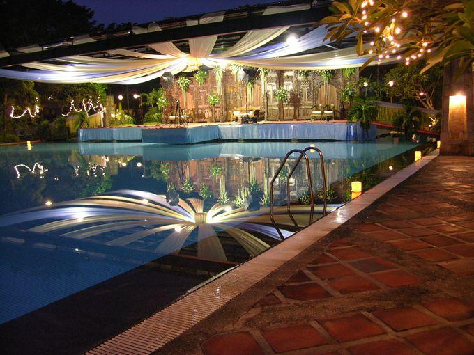 Wedding Poolside at Graha Residen Serviced Apartments Surabaya by Graha Residen Serviced Apartments Surabaya - 001