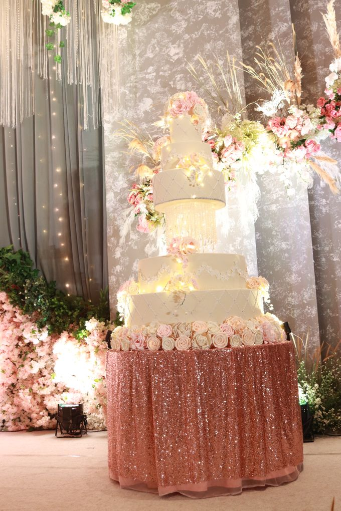 MC Wedding Double Tree Hotel Jakarta - Anthony Stevven by Anthony Stevven - 011
