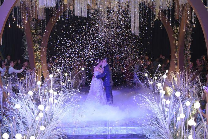 Alvin & Natasha Wedding by Philip Formalwear - 047