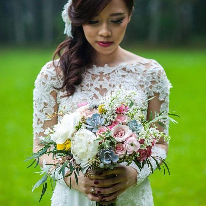 a Forest Wedding by Bozza Event Organizer - 010