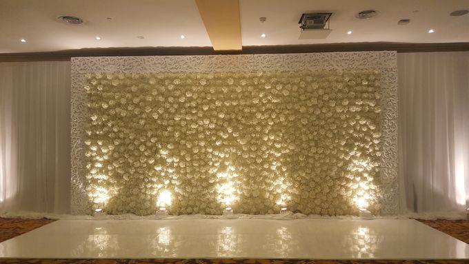 The Wedding Of Guillaume & Olivia by Hotel Borobudur Jakarta - 005