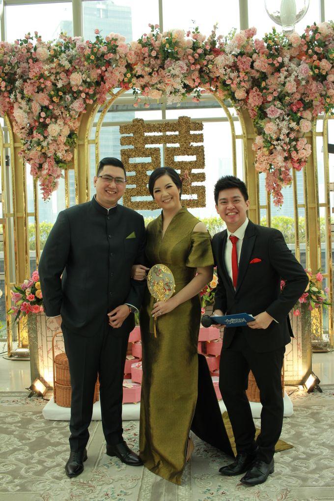 MC Sangjit & MC EngagementnThe Glass Terrace Grand Hyatt Jakarta  By Double V Entertainment by Anthony Stevven - 014