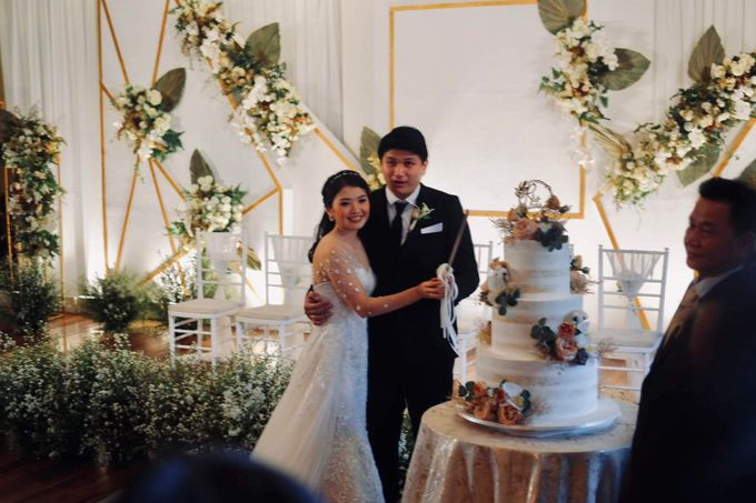 Rio & Lian Wedding by HENRY BRILLIANTO - 015