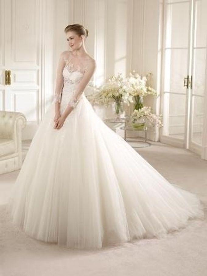 Wedding gown ready stocks by De Reina Bridal - 003