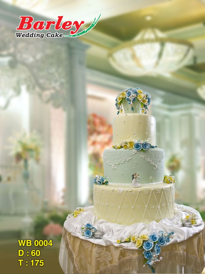 3 Tiers by Barley Cakes - 001