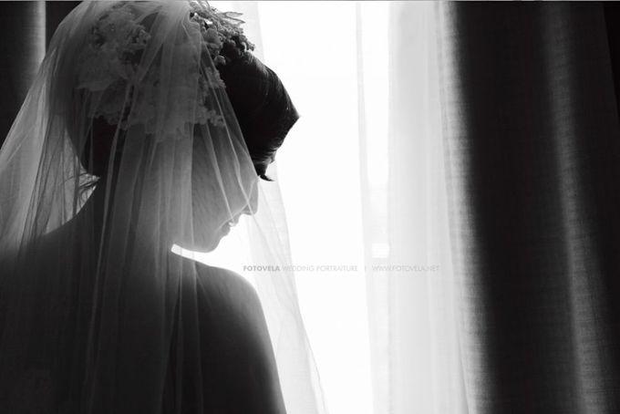 Fendy & Jeany Wedding by fotovela wedding portraiture - 039