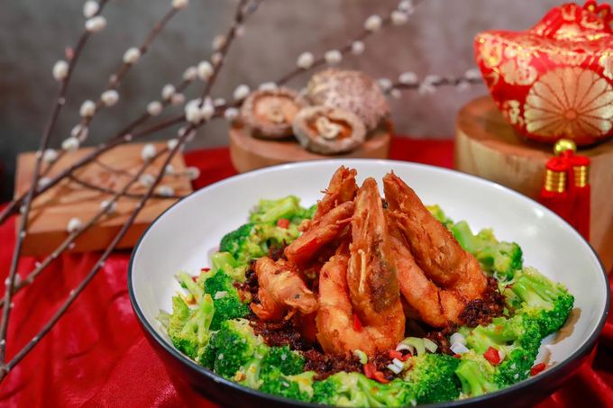 Chinese New Year Menu by The NJONJA, Gourmet Catering - 005