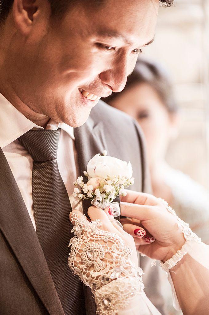 Wedding of Indrajaya & Maria by All Occasions Wedding Planner - 025