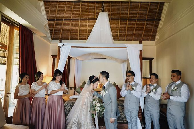 Andrew & Cassandra Wedding by Love Bali Weddings - 026