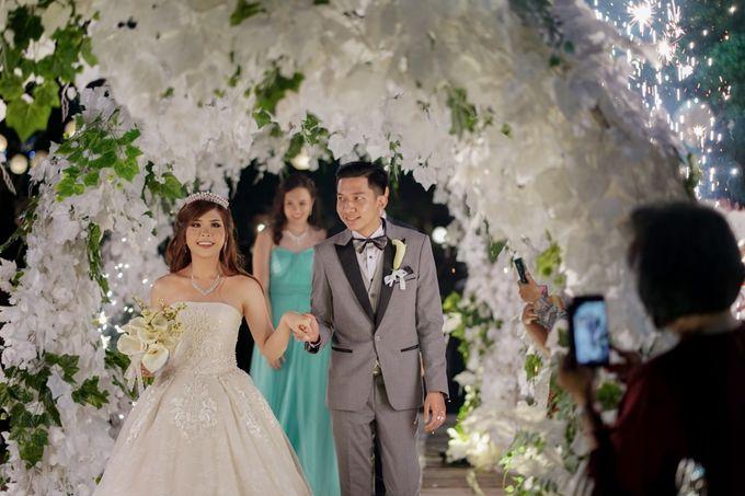 Wedding Of Agnes & Krisna by Ohana Enterprise - 007