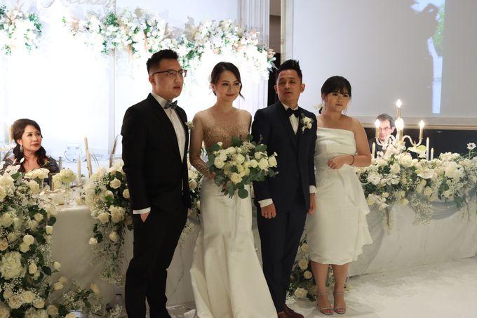 MC Wedding Intimate Fairmont Jakarta - Anthony Stevven by Anthony Stevven - 035
