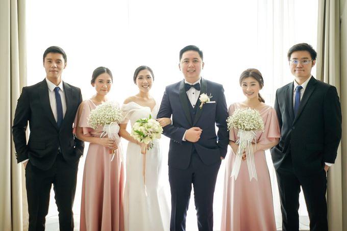 Wedding Of Sastra & Gracia (Green) by Ohana Enterprise - 031