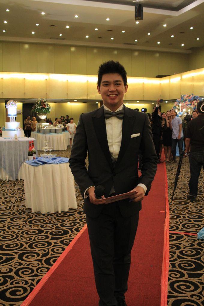 MC Wedding Prisma Ballroom Jakarta - Anthony Stevven by Tracy Bridal House - 002