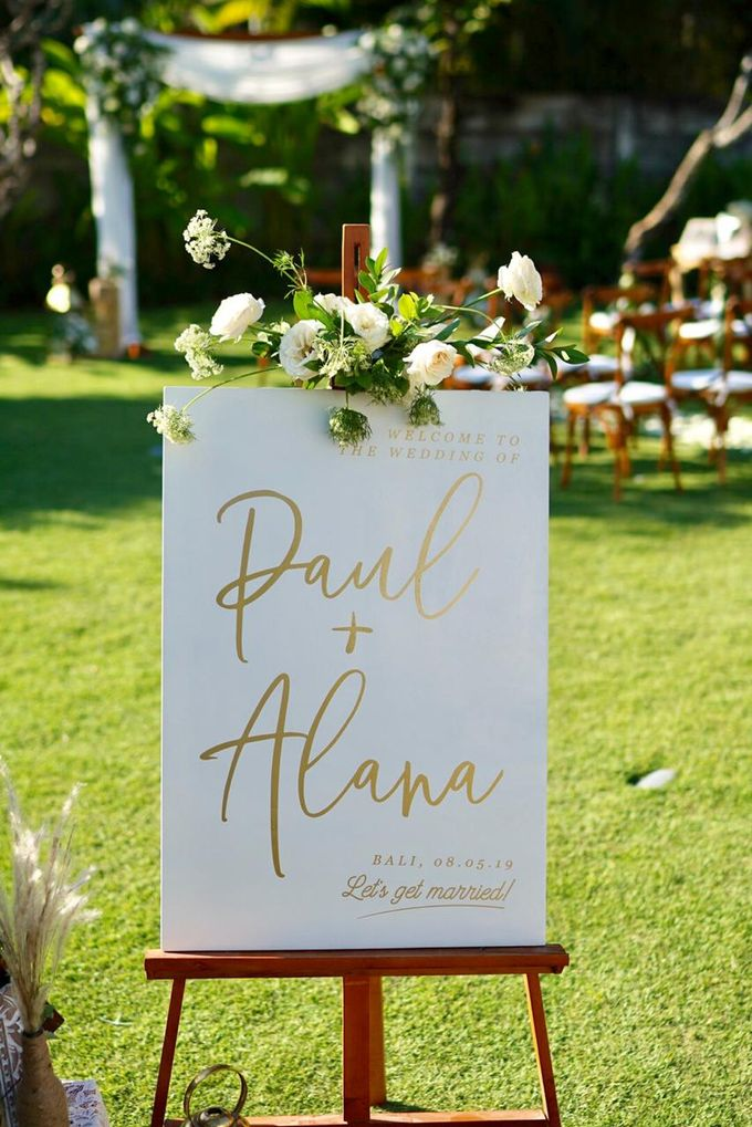 Wedding of Alana and Paul by CITTA Wedding - 007