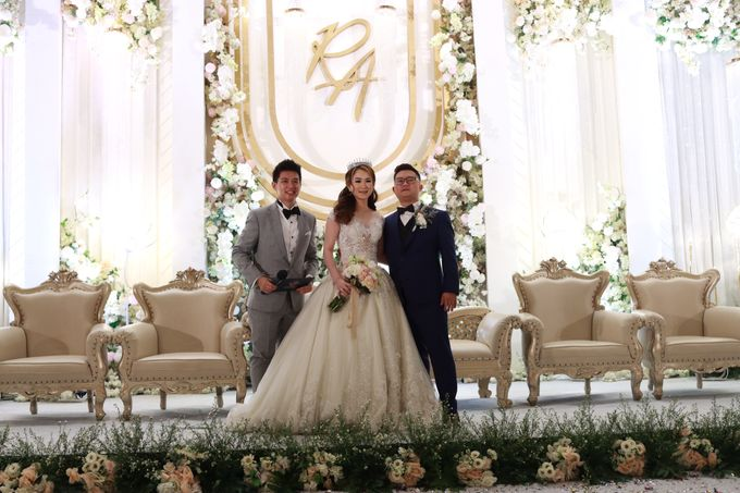MC Wedding JW Marriot Jakarta - Anthony Stevven by JW Marriott Hotel Jakarta - 024