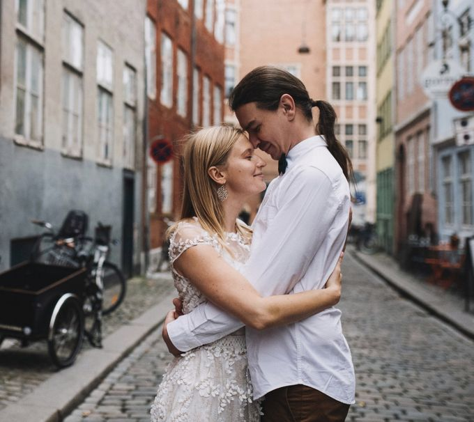 Copenhagen Elopement/Copenhagen City hall wedding by Renee Song Photography - 010