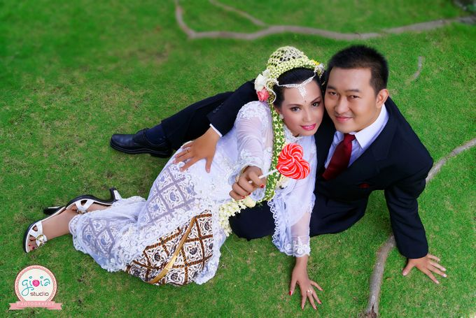 Ratna & Welly by Gioia Studio Photography - 001