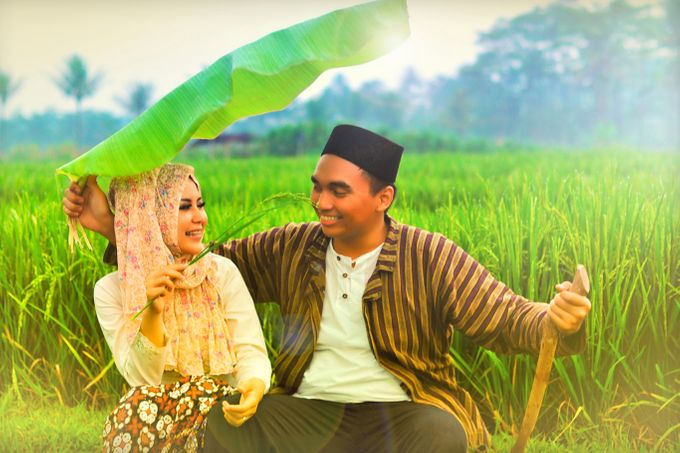 Dyah and Hadwer's Prewedding by KSA photography - 004