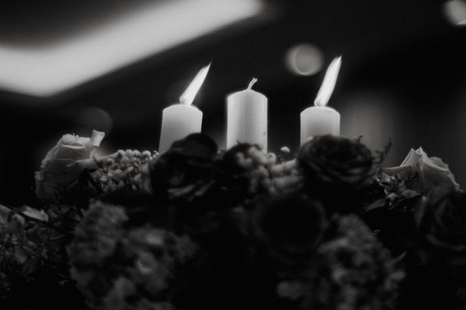 Rudy & Irene Wedding by One Heart Wedding - 043