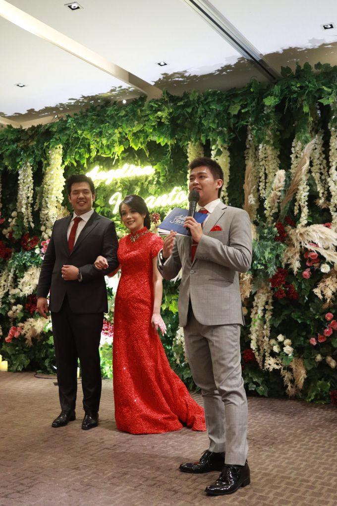 MC Engagement and Sangjit OnFive Grand Hyatt Jakarta - Anthony Stevven by Anthony Stevven - 007