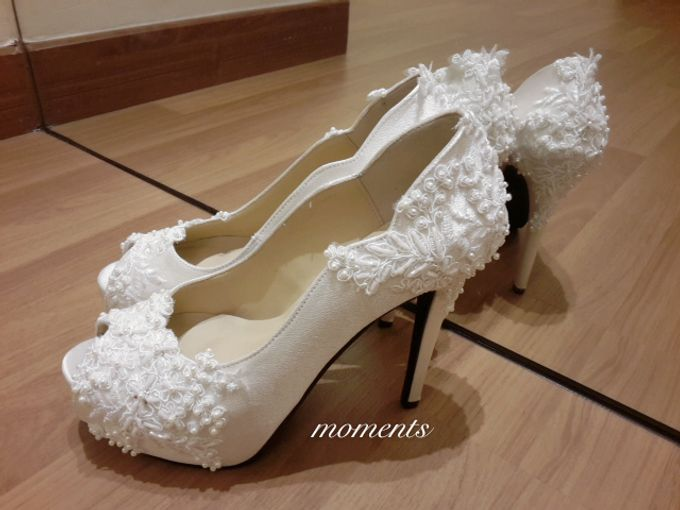 Shoes For Wedding by Moments Shoe - 011