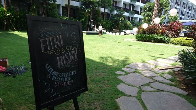 Fitri & Rizky by Courtyard by Marriott Bali Seminyak - 001