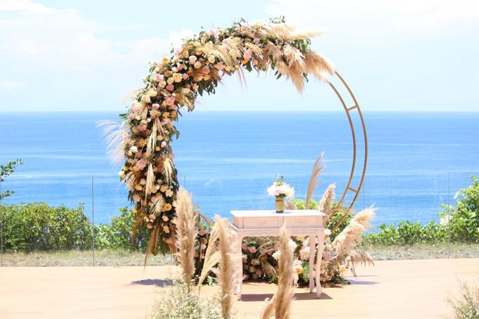 The Wedding of  Jimmy & Michele by Dua Insan Decoration - 010