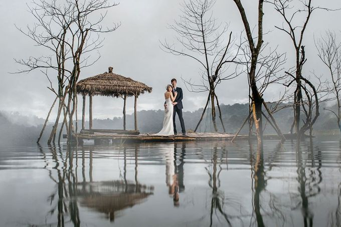 Prewedding Andrew + Sarahi Yu by Maknaportraiture - 007
