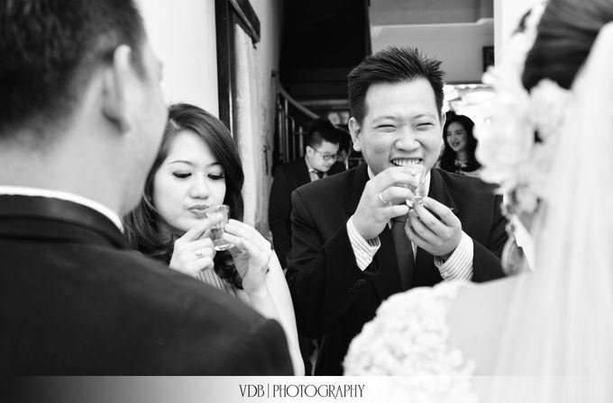 [Wedding Day] Rio & Winnie by VDB Photography - 040