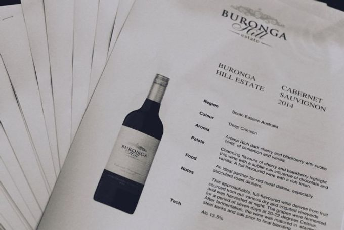 Buronga Hill  Wines - Partner for Purple Sage Reloaded by Barworks Wine & Spirits Pte Ltd - 008
