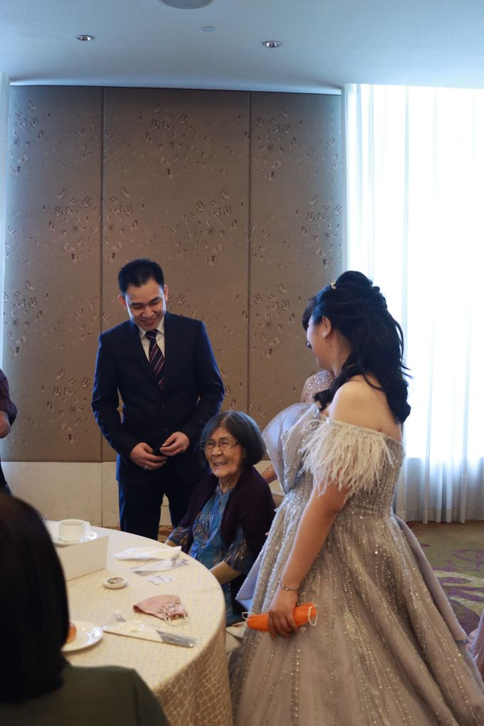 MC Wedding Intimate Hotel Mulia Jakarta - Anthony Stevven by Anthony Stevven - 015