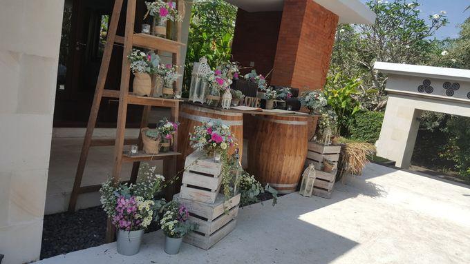 Sunset Garden Party by d'Oasis Florist & Decoration - 044