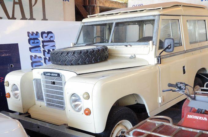 Land Rover Safari Car By Empu Limousine Bridestory Com