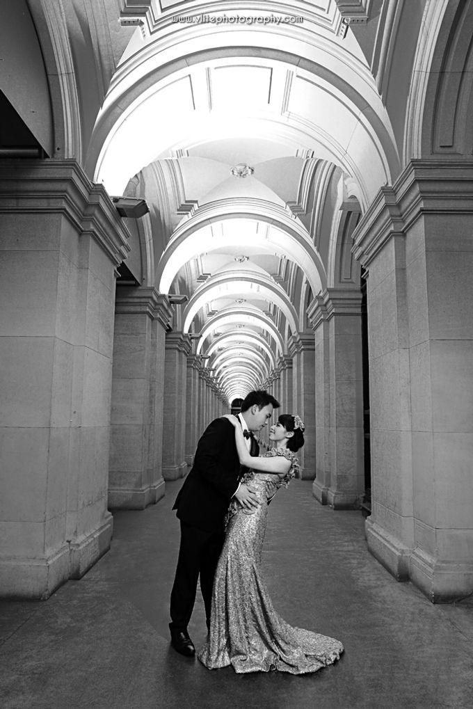 David & Fransisca by V-lite Photography - 009