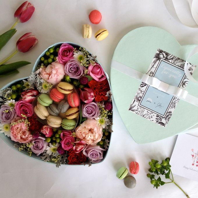 Flower Gift Box Collection 2014/2015 by Jasmine Florist - 004