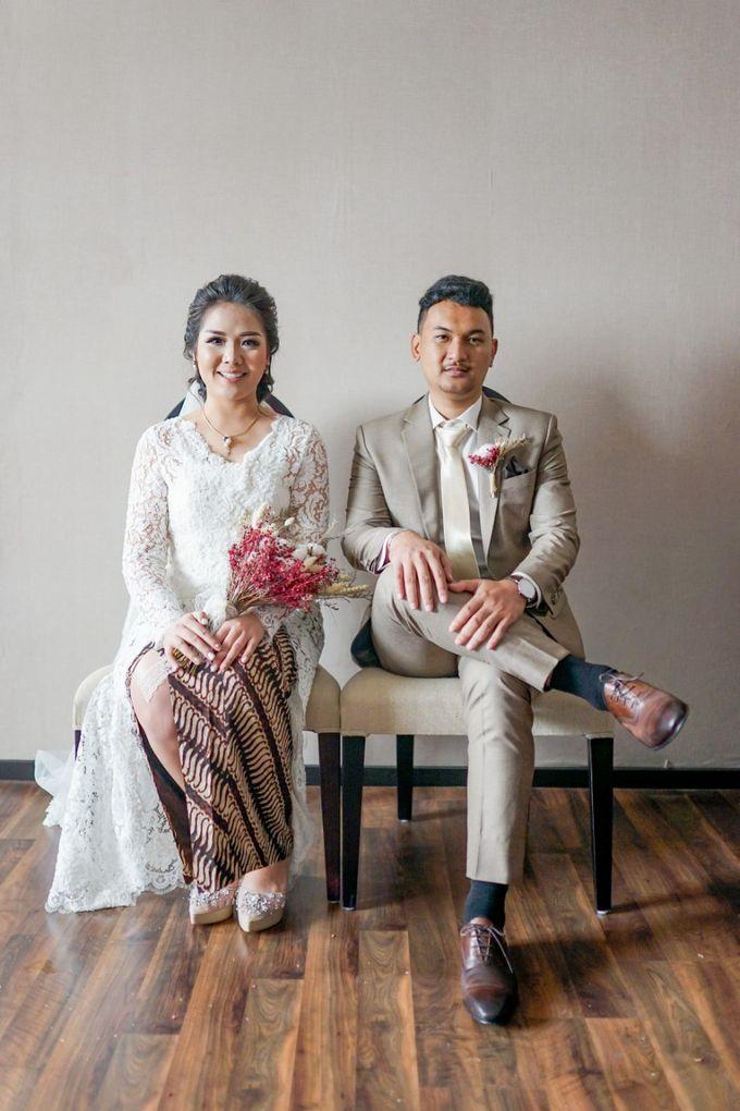 Wedding Of Adi & Pricilia by Ohana Enterprise - 021